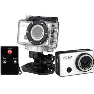 38-2596 | Full HD Action Camera 1080p, veekindel korpus, WiFi