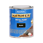 Hammer-metallivarv-sile-must-750-ml