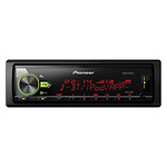 Pioneer-MVH-X580BT-automakk-USB-AUX-iPhone-Bluetooth