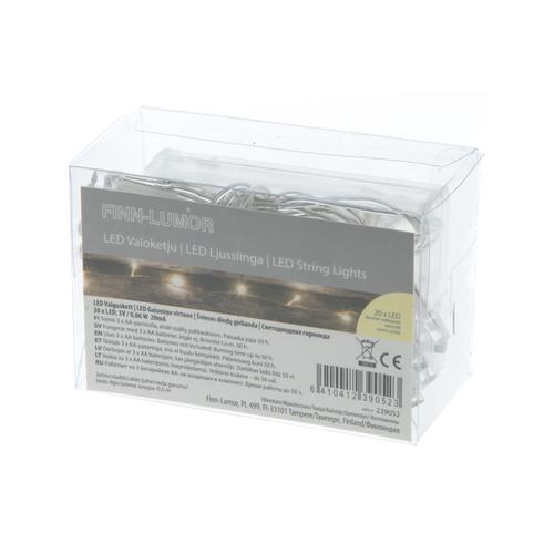 b28e0cfc804 LED valguskett patareitoitel 20 LED   Motonet OÜ