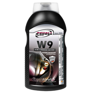 38-9477 | Scholl Concepts W9 Premium Glaze Wax 250 ml