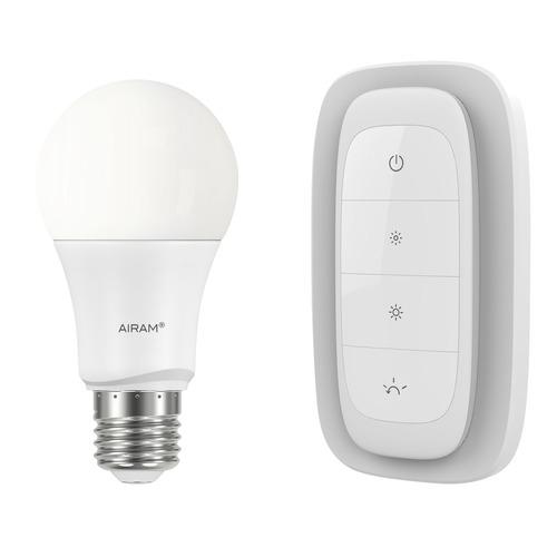 1ca7aa87aff Airam LED Wireless ümarpirn E27 9 W 2700 K 806 lm + pult | Motonet OÜ