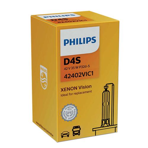 2a22b4ef2d4 Philips Vision Xenon-D4S 12V/35W   Motonet OÜ