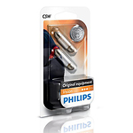 Philips-SV85-pulkpirn-2-tk-12V-5W-C5W-36-mm