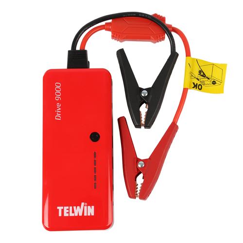 f42f2754d6c TELWIN Drive 9000 käivitusabi/akupank 600 A 12 V | Motonet OÜ