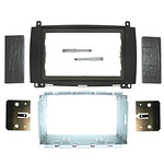 Autoraadio-adapter-2-DIN-Mercedes-A-B-class-Sprinter