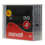 Maxell-DVD-R-CD-karbis-16x-47-GB-5-pk