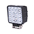 48-00022 | LED-töövalgusti  48 W 16 x 3 W Epistar flood