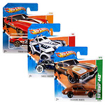 Hot-Wheels-vaikeautode-valik