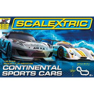 53-2321 | Scalextric Continental Sports Cars autorada