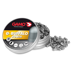 53-7547 | Gamo G-Buffalo 4,5 mm kuul 200 tk