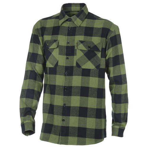 c98fe3ae903 JahtiJakt Jaakko flanellsärk ruuduline roheline/must M | Motonet OÜ