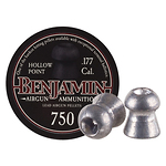 Benjamin-Hollow-Point-pliikuul-45-mm-750-tk