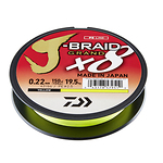 Daiwa-J-Braid-X8-Grand-punutud-ongenoor-kollane