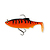 55-06538 | Westin Ricky the Roach Shadtail R 'N R 14 cm 57 g Sinking Orange Perch