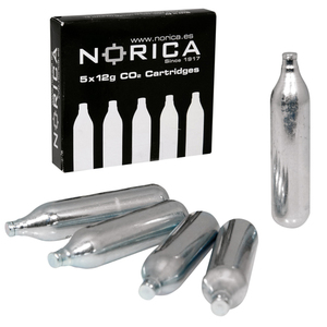 55-07395 | Norica CO2 gaasiballoon 5 tk
