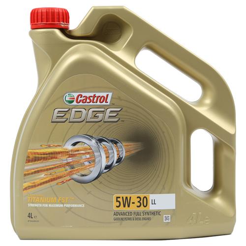 1babff812b0 Castrol Edge FST-Ti 5W-30 LL 4 l VAG 504.00/507.00 | Motonet OÜ