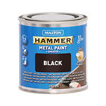 Hammer-metallivarv-sile-must-250-ml