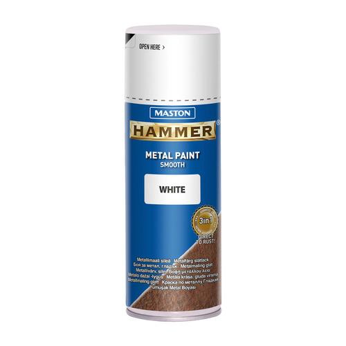 e258f4d6895 Maston spreivärv Hammer sile valge 400 ml | Motonet OÜ
