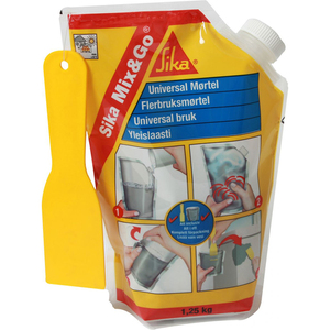 60-01054 | Sika Mix&Go 1,25 kg