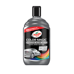 60-2468 | Turtle Wax Color Magic™ hõbedase värvipigmendiga autovaha 500ml