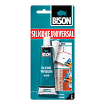 Bison-Silicone-Universal-White-60-ml