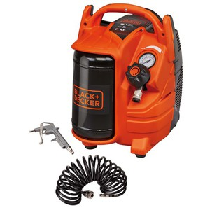 70-01158 | BLACK+DECKER 195/5-MY suruõhukompressor 1,5 Hj 5 l