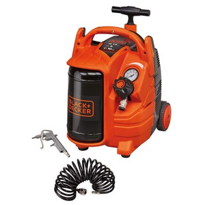 70-01161 | BLACK+DECKER 195/5-MY-T suruõhukompressor 1,5 hj 5 l