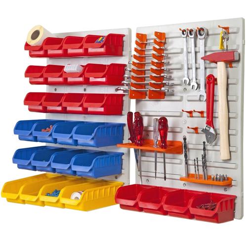 1f86aa55711 Tööriista- ja tarvikustend seinale 44 osa | Motonet OÜ