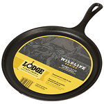 Lodge-Griddle-with-Moose-malmpann-O-26-cm