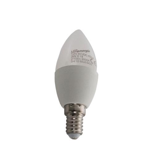 7730769ca2f 12V LED pirn küünal E14 3 W 3000 K 210 lm | Motonet OÜ
