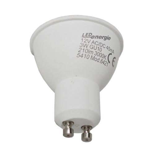ab18cf8fa8e 12V LED kohtvalgusti GU10 3 W 3000 K 210 lm | Motonet OÜ