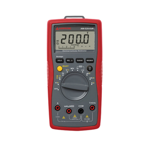 90-01075 | Digitaalne multimeeter AM-520-EUR