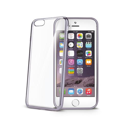 301f84f9719 Celly Laser -kaitseümbris iPhone 6s/6, hõbe | Motonet Oy