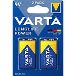 Varta-Longlife-Power-9-V-2-tk