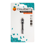 Cloudberry-USB-Type-C---35-mm-audioadapter-8-cm-must