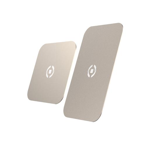 fd3be641f6b Celly Ghost PLATE magnetiga mobiilihoidja vastus, kuldne | Motonet OÜ